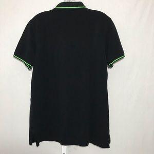 Psycho Bunny Shirts - Psycho Bunny Men's Polo Shirt Size Medium